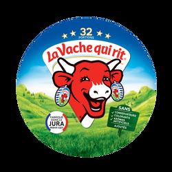 Fromage fondu LA VACHE QUI RIT 32 portions, 535g