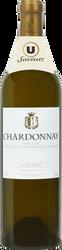 Vin blanc IGP Pays d'Oc Chardonnay grande réserve U SAVEURS, 75cl