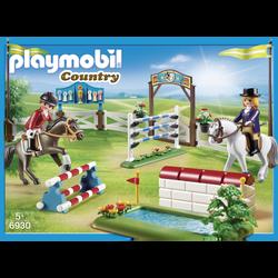 Playmobil Country - Parcours d'obstacles - 6930 - Dès 5 ans