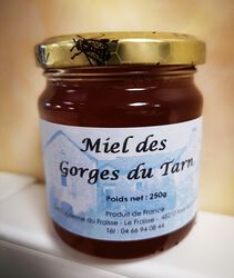 MIEL DES GORGES DU TARN 250G
