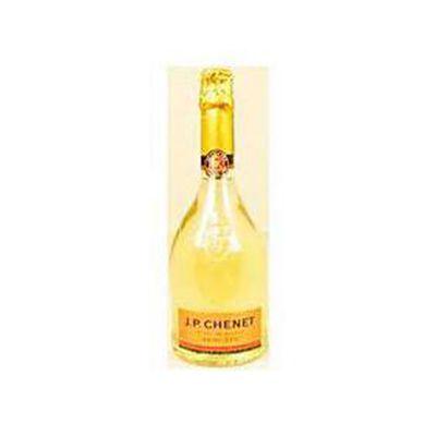 Vin mousseux demi-sec Blanc de Blanc J.P.CHENET, 12°, bouteille de 75cl