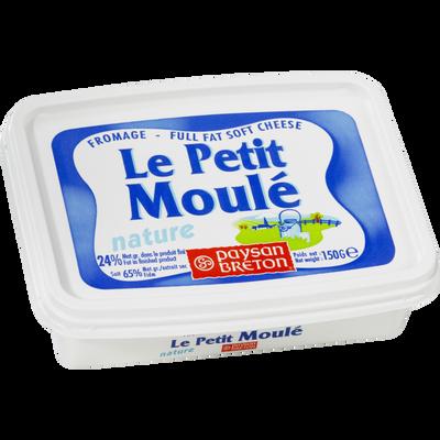 Petit moule au lait cru 24%mg PAISAN BRETON 150g