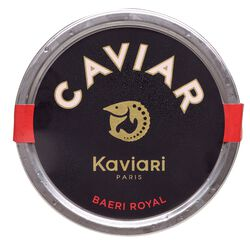CAVIAR BAERI ROYAL 100G - KAVIARI