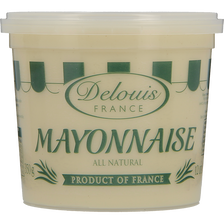 Mayonnaise DELOUIS, pot de 350g