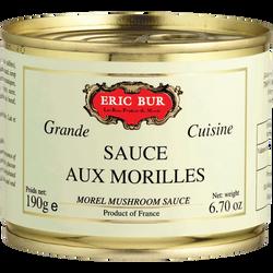 Sauce aux morilles ERIC BUR, 190g