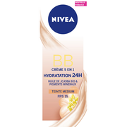 Nivea Bb Crème Médium Nivea Visage, 50ml