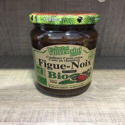 CONFITURE de FIGUE/NOIX BIO 36