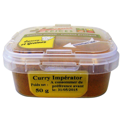 Curry Imperator, pot 50g