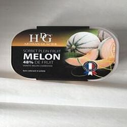 Sobret plein fruit 60% Melon GINEYS