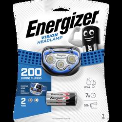 Lampe frontale energizer 6 leds