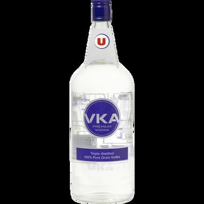 Vodka U, 37,5°, bouteille de 1,5l