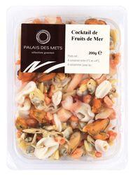 COCKTAIL FRUITS DE MER 200G - PALAIS DES METS
