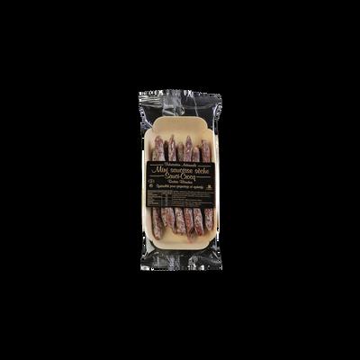 Saucisse crocq noisette, ROCHES BLANCHES, 100g