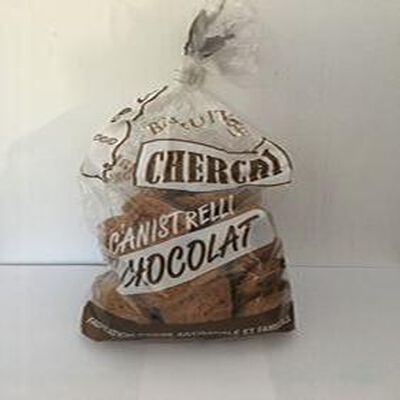CANISTRELLI CHERCHI CHOCOLAT 350GR