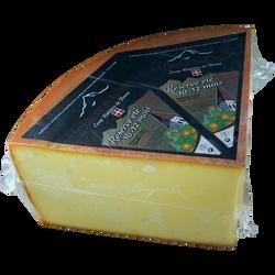 Fromage de Savoie lait cru 30% Réserve 10-12ms La Dent du chat