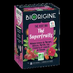 Thé superfruits