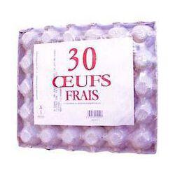 30 Oeufs de poules Calibre  Petit