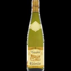 Vin blanc AOP Alsace Edelzwicker Rosenhof U, 75cl