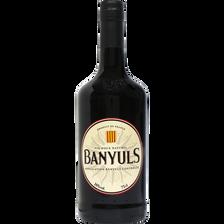 Banyuls U, 16,5°, bouteille de 75cl