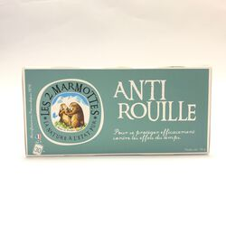 Infusion Anti-Rouille
