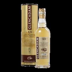 Scotch whisky GLENCADAM, 13 ans, 46°, 70cl sous étui