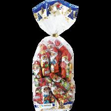 Père Noël alu chocolat au lait RIEGELEIN, sachet 240g