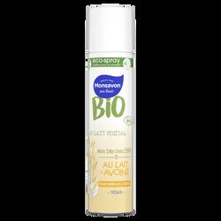 Deodorant lait d'avoine bio MONSAVON spray 75ml