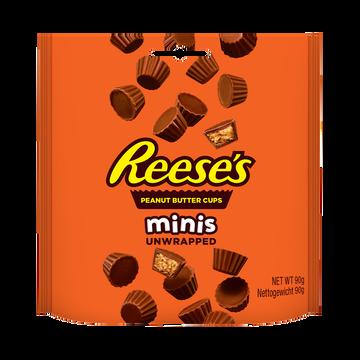 Reese's Mini Cups Chocolat Et Beurre De Cacahuètes Reese's 90g