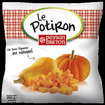 Potiron PAYSAN BRETON, sachet de 750g