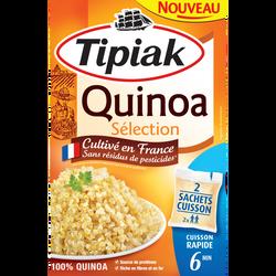 Quinoa sans pesticides TIPIAK st cuisson 200g