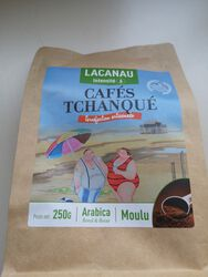 CAFE MOULU LACANAU BIO 250G