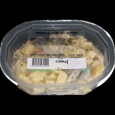 Pomme de terre aux harengs 250g