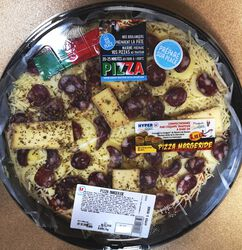 PIZZA MARGERIDE