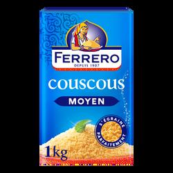 Couscous moyen FERRERO, 1kg