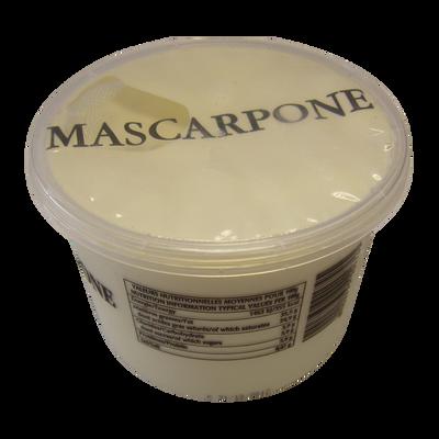 Fromage au lait pasteurisé mascarpone 35,5%mg pot neutre 500g