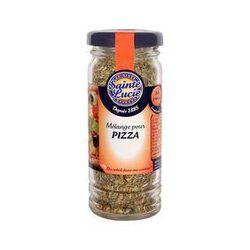 Mélange pour pizza, SAINTE LUCIE, flacon de 12g.