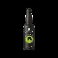 Bière fleur houblon ipa 6,5°, CASTELAIN, 33cl