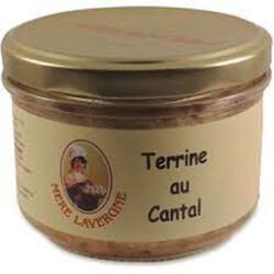 *Terrine au Cantal AOP Mère Lavergne, 180g