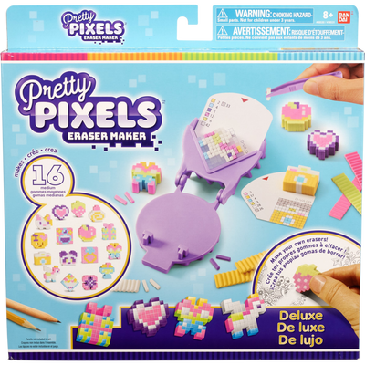 SET DE LUXE PRETTY PIXELS