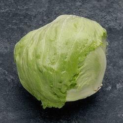 Laitue iceberg pièce origine Espagne