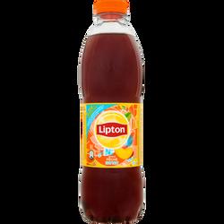LIPTON, Ice Tea, pêche, bouteille en plastique de 1L