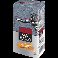 San Marco Café Moulu Velluto , Paquet De 250g