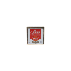 Carré de BRIDEL, pasteurisé 24%MG, 200g