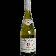 Vin de savoie AOC Jacquere