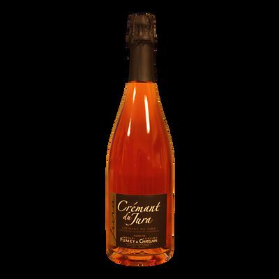 Crémant du Jura rosé Domaine Fumey & Chatelain, 75cl