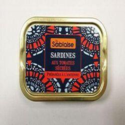 Sardines aux tomates séchées La Sablaise 115g
