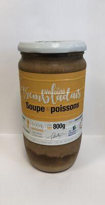 Soupe de Poisson TREMBLADAIS 0,800 grs