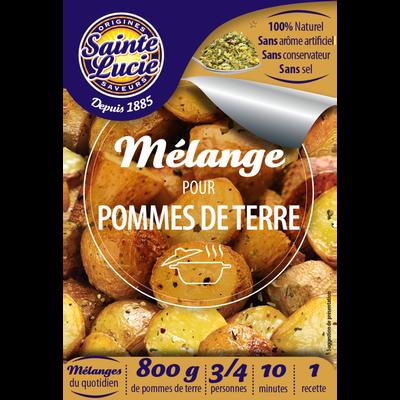 Mélange pour Pommes de terre SAINTE LUCIE