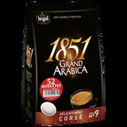 Legal Legal Grand Arabica Corse 1851 52pads
