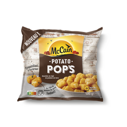 Potatoes pop's MC CAIN, 500g